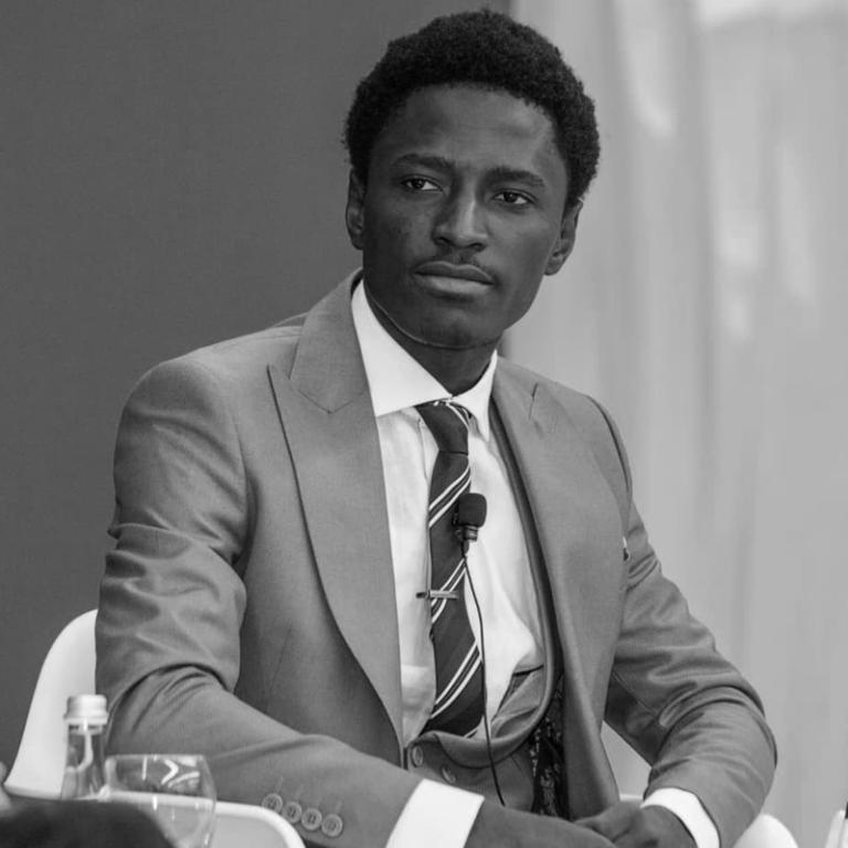 Mustapha Ghana AI 4 Afrika Innovator Tech Entrepreneur